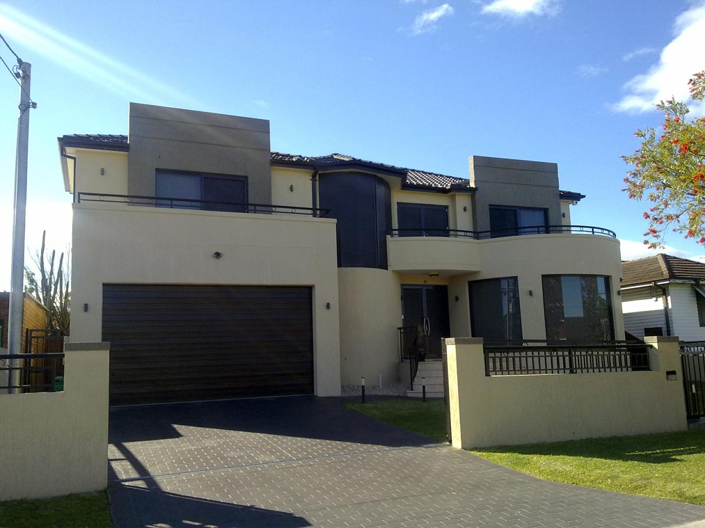2 story residence in Greenacre, NSW
