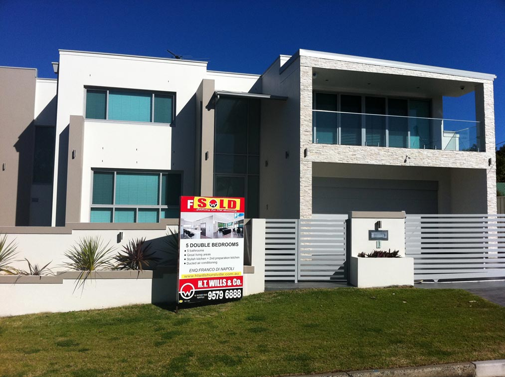 2 story residence in Yagoona, NSW