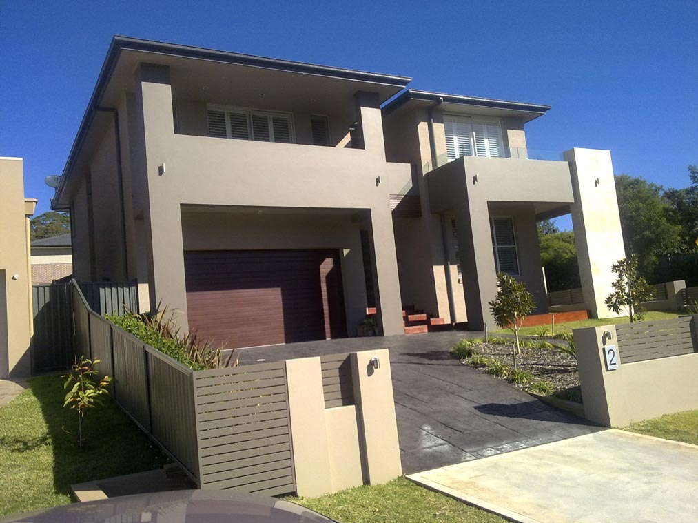 2 story residence in Castle Hill, NSW