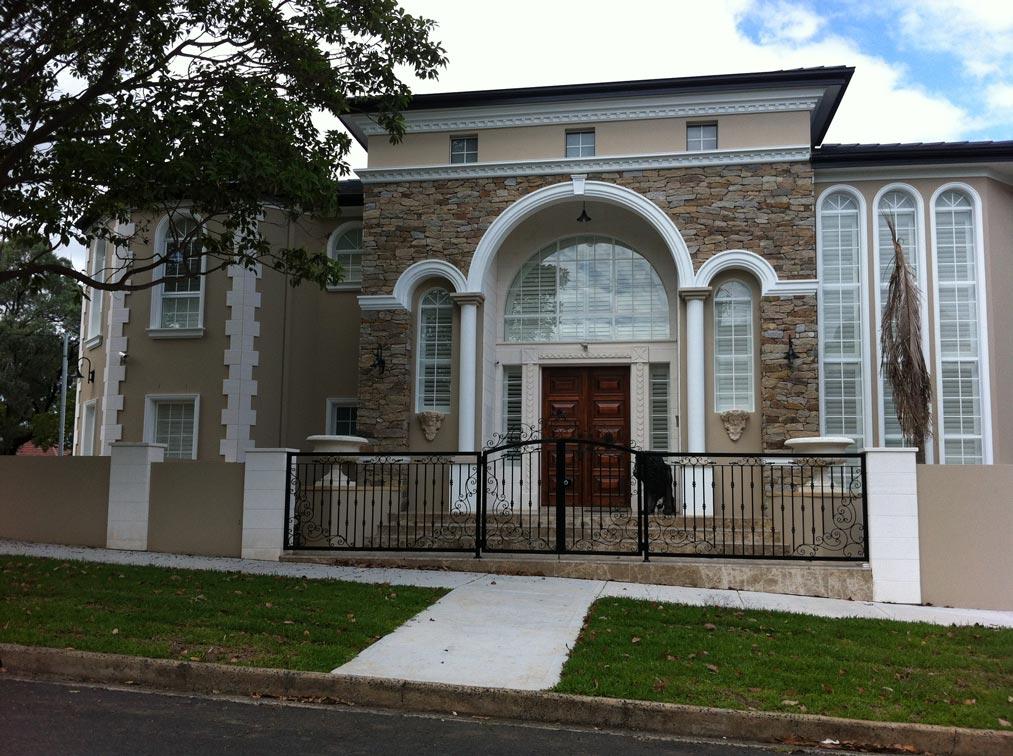 2 story residence in Strathfield, NSW