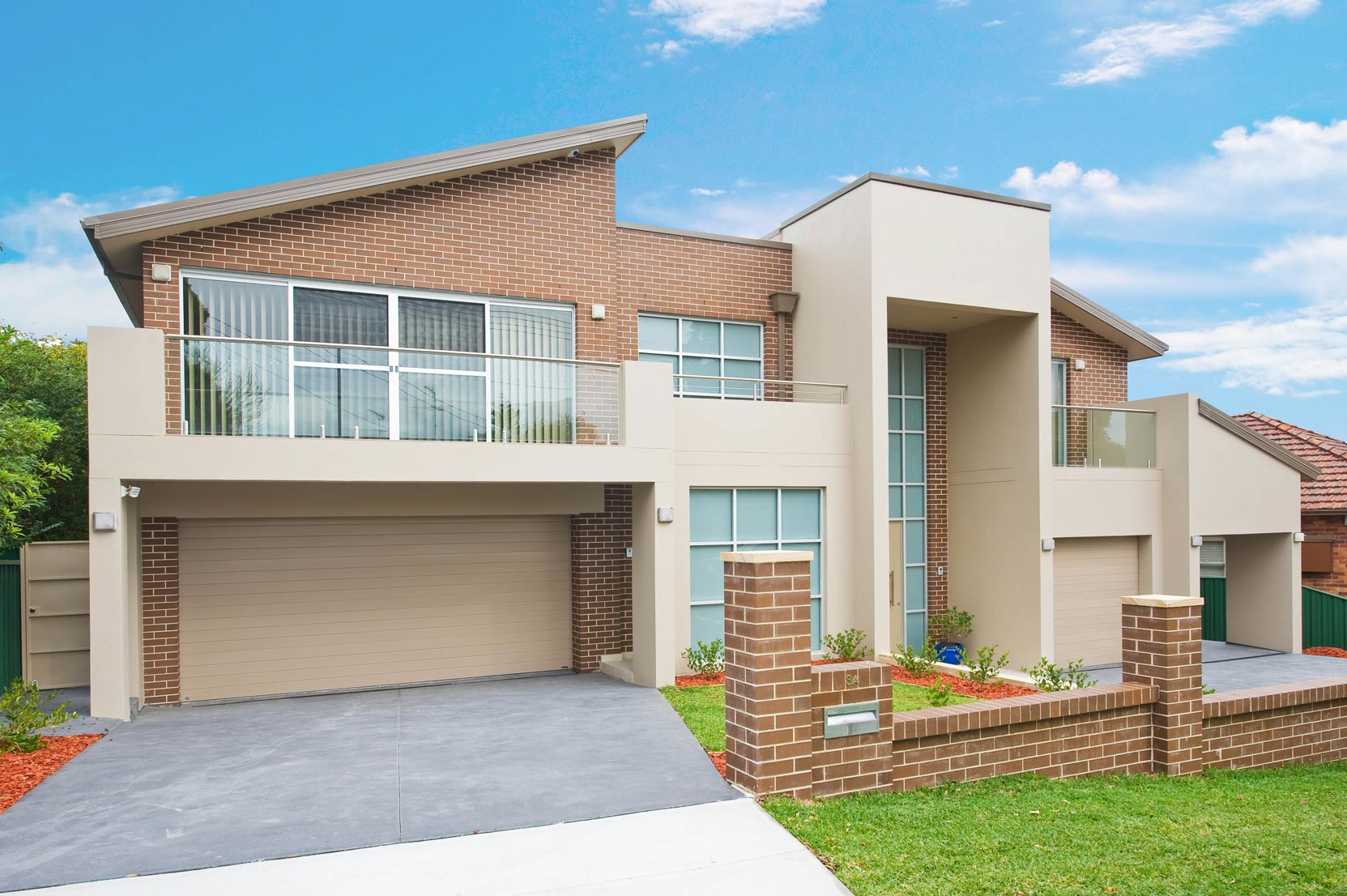 2 story residence in Epping, NSW